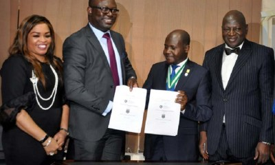 ICAN, CIMA to Build Research Centre for Nigerian Accountants