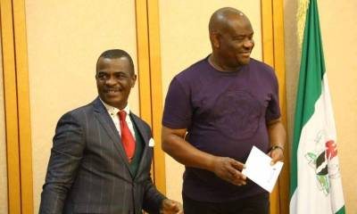 International Sports Press Association to Honour Governor Wike in Brussels