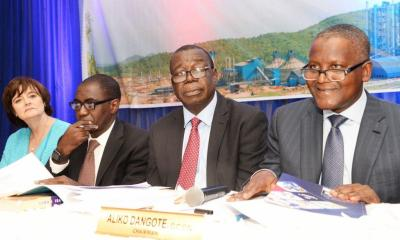 Dangote Cement to Try Share Buyback Option Amid Low Valuation