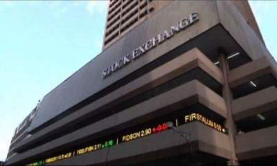 All-Share Index Stumbles by 0.35% as Large Cap Stocks Record Losses
