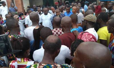 Hundreds of PDP Supporters in Rivers Decamp to APC