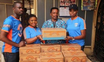Promasidor Takes World Milk Day Celebration to 5 Lagos Orphanages