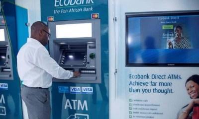 Ecobank at Total Filling Station