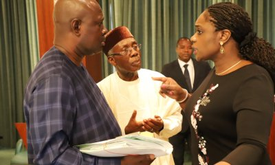Buhari Replaces Adeosun with Ahmed as Finance Minister