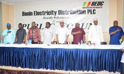 benin electricity distribution company BEDC