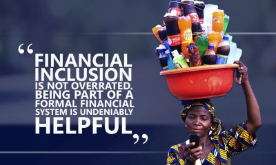Digital Financial Inclusion, Poverty, Hawkers, Daddy Freeze & Tithe