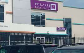 polaris bank nigeria