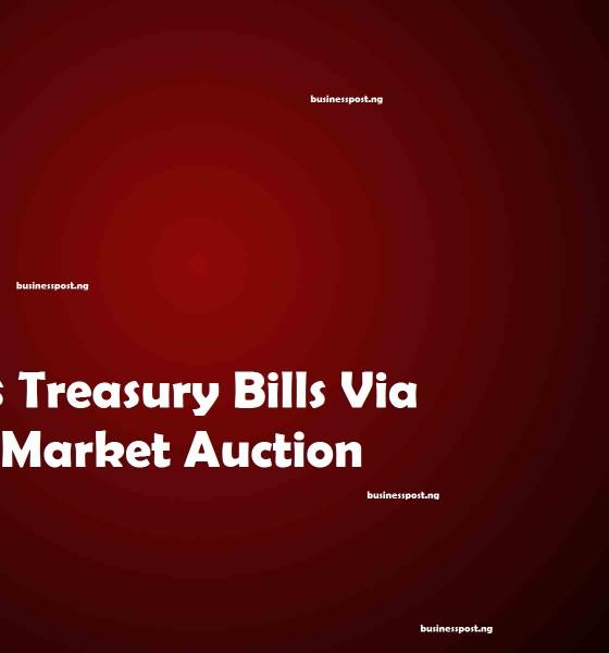 PMA treasury bills