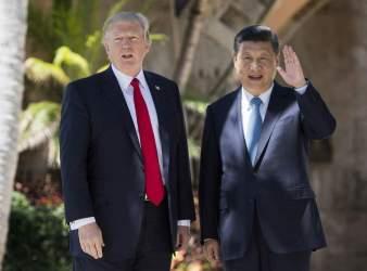 Trump Xi Jinping China United States