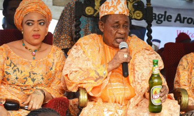 Trophy Lager Organises Carnival to Honour Alaafin at 80