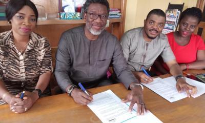 Lagos NIPR, P+ Measurement Sign Exclusive Deal