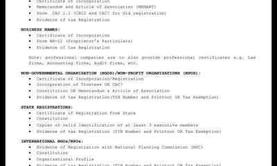 How to Obtain SCUML Registration from EFCC With Ease