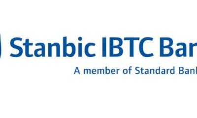 Stanbic IBTC Bank Logo white