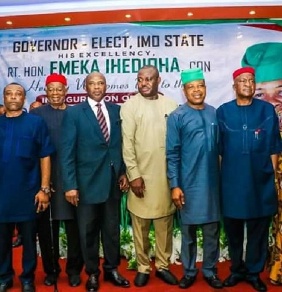 Another Look at Ihedioha's Transition and Inauguration Committees