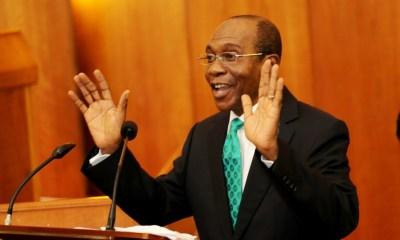 Emefiele Reveals When CBN Will Devalue Naira
