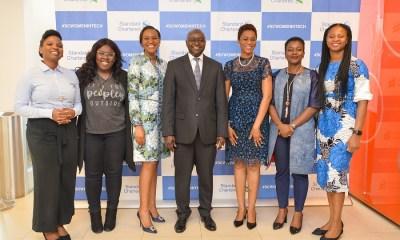 Standard Chartered Keeps $50,000 for Female Entrepreneurs