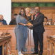 Peace Hyde Gets Social Impact Award at UK Parliament