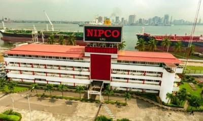 NIPCO LPG Depot