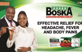 Boska Pain Free Day Campaign