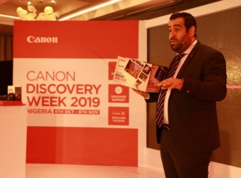 Canon Discovery Week