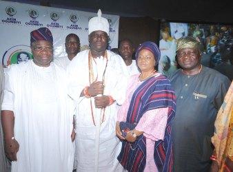 Ogunbiyi Foundation Launch