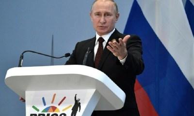 Russia Returns Putin