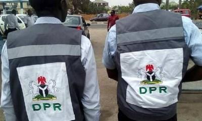 department of petroleum resources DPR