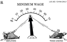 minimum wage adjustment