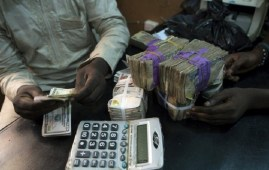 strong dollar demand Naira