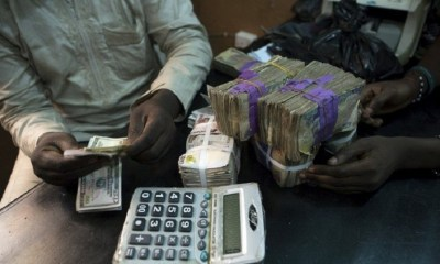 strong dollar demand Naira
