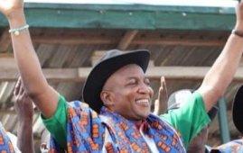 Bayelsa Governor-Elect David Lyon