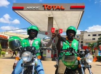 Gozem Total Togo