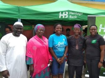 Heritage Bank empowers 2000 female entrepreneurs