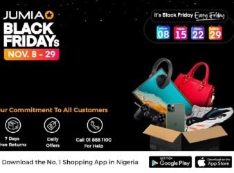 Jumia Black Friday 2019