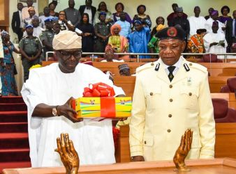 Lagos presents 2020 budget