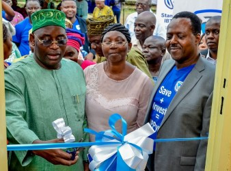 Stanbic IBTC Education Health Sectors