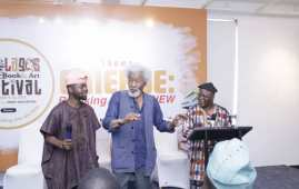 cultural renaissance Yoruba Lakotun