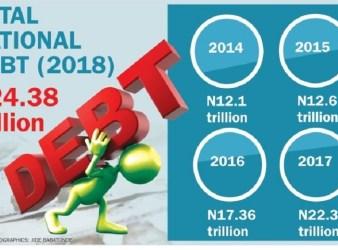 Nigeria's Debt to GDP Ratio