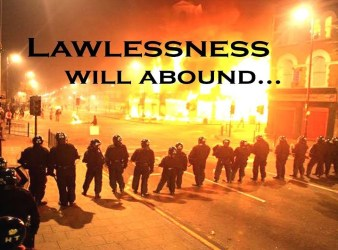 discipline of lawlessness