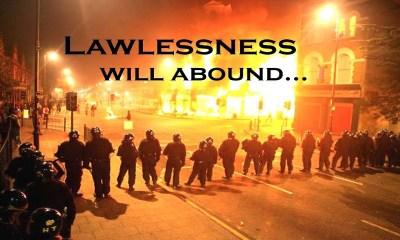 discipline of lawlessness