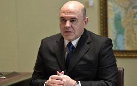 Mikhail Mishustin Russia Prime Minister