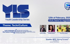 Stanbic IBTC Youth Leadership Series