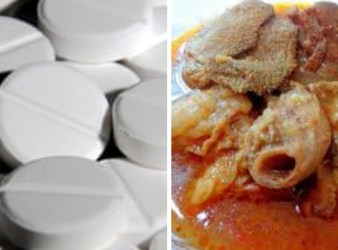 paracetamol soften meat
