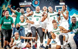 D'Tigress Basketball Team