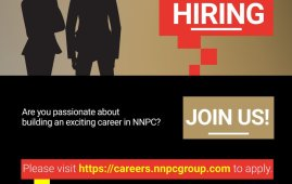NNPC Graduate Trainees