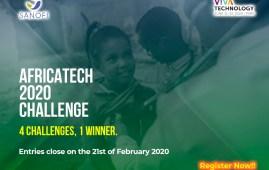Sanofi AfricaTech 2020 Challenge