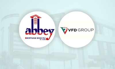 abbey mortgage bank VFD Group