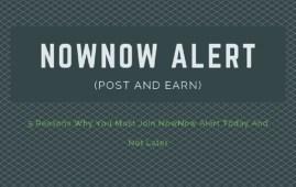 Now-Now Alert