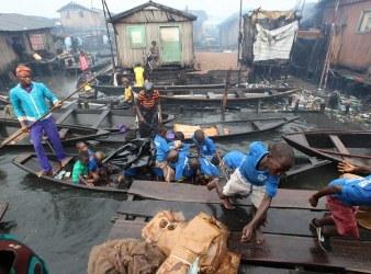 Schools in Lagos Slums