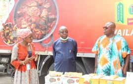 TGI Group donates